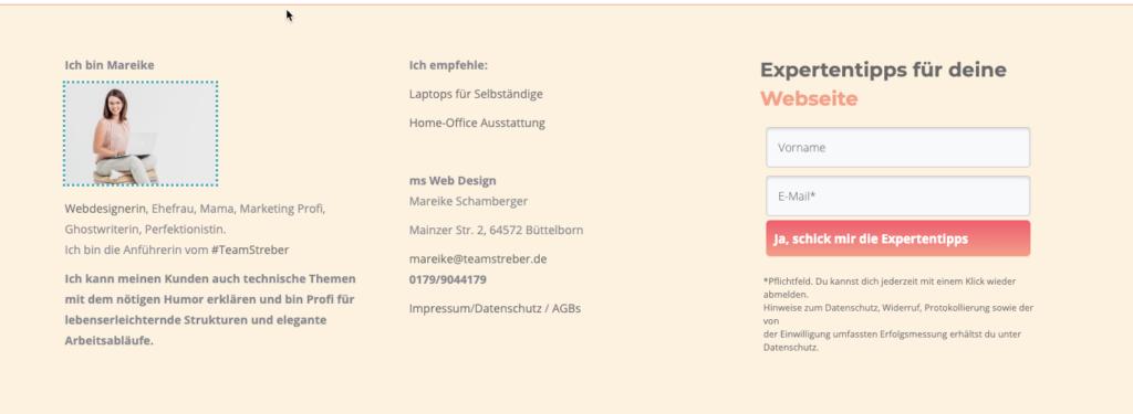 Wordpress Footer bearbeiten, vollständiger Footer, WordPress Footer, Templates, Themes, Footer ändern