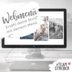 Webmenü: Erzähl eine Story mit deiner Navigation