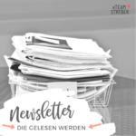 Wie schreibt man Newsletter, die gelesen werden