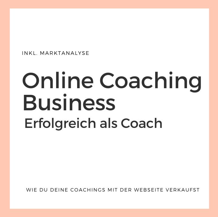 Wie du deine Online Coachings mit der Webseite verkaufst