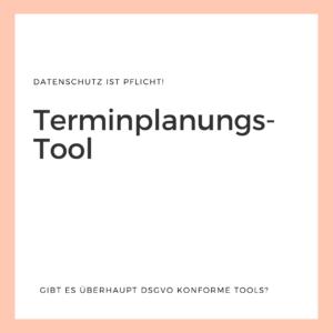 Terminplanungstool DSGVO konform: Calendly, Terminflix, Bookingflix, Termin-direkt, Simplybook.me