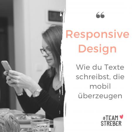 Webdesign Darmstadt: Wie du Texte schreibst, die mobil überzeugen, mobil optimiert, Texte