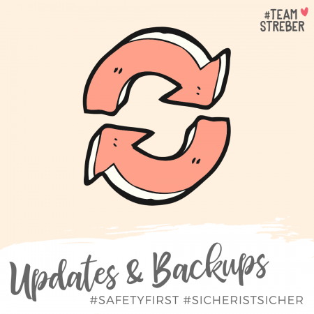 Updates und Backups